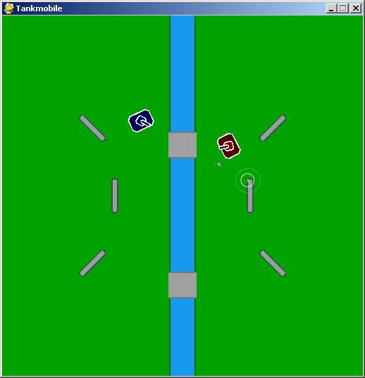 Tank game 1